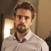 Novela 'Sol Nascente': Cesar falsifica assinatura de Alice para incriminá-la