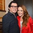 Renata Domínguez estava oficialmente solteira desde o fim do casamento com o diretor de TV Edson Spinello