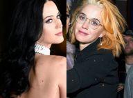 Katy Perry está loira! Relembre em fotos as mudanças do cabelo da cantora