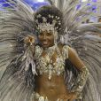 Ludmilla teve o cabelo comparado a esponja de aço por Val Marchiori durante o carnaval
