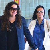 Leticia Lima quer filhos com Ana Carolina. 'Adoção ou inseminação', diz amigo