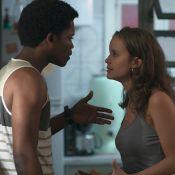 Novela 'Rock Story': Luana vê JF beijando outra garota. 'Vai pro inferno!'