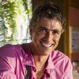 Reynaldo Gianecchini é Cadu, o marido de Clara (Giovanna Antonelli) na terceira fase da novela 'Em Família'