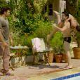 Bruna Marquezine aparece em cenas ousadas no primeiro capítulo de 'Em Família', exibido nesta segunda-feira, 3 de fevereiro de 2014