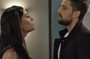'Sol Nascente': Cesar põe fogo na pousada para matar Carol, mas ela escapa