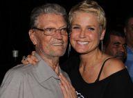 Xuxa já esteve no hospital para visitar o pai, Luiz Meneghel, em estado grave