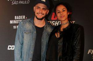 Separados, Bruno Gissoni e Yanna Lavigne aparecem abraçados em foto: 'Domingo'