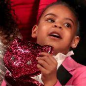 Bolsa Gucci de Blue Ivy, filha de Beyoncé, usada no Grammy custa R$ 6 mil