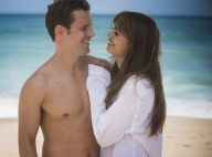 Veja fotos de Sophie Charlotte e Daniel de Oliveira em cenas românticas de série