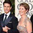 'O Tom era muito próximo da mãe e já está sentindo muita falta dela, foi ela que o incentivou a investir em sua carreira de ator tão cedo', disse um fonte próxima ao ex-casal