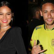 Bruna Marquezine se declara para Neymar: 'Feliz Dia dos Namorados'. Foto!