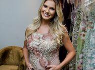 Andressa Suita planeja ter filho em Goiânia: 'Quero muito parto normal'