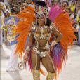 Raissa de Oliveira, rainha de bateria da Beija-Flor, dá a dica para ter corpão no carnaval
