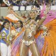 Raissa de Oliveira, rainha de bateria da Beija-Flor, também foge da dieta quando sente vontade: 'Como feijoada completa'