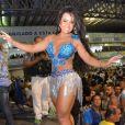 Vídeo: confira a preparação de Raissa de Oliveira, rainha de bateria da Beija-Flor, para o carnaval