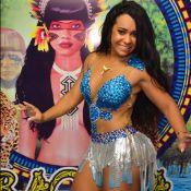 Vídeo: confira a preparação da rainha de bateria da Beija-Flor para o Carnaval