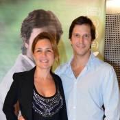 Adriana Esteves e Vladimir Brichta vão contracenar juntos após 10 anos