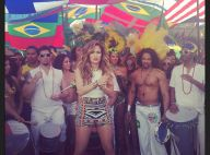 Jennifer Lopez, Claudia Leitte e Pitbull gravam clipe da música da Copa do Mundo