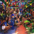 Bastidores da gravação de 'We Are One', clipe da música da Copa do Mundo de 2014