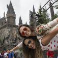 Tatá Werneck viajou para Disney de férias com a amiga Rafaella Cardoso