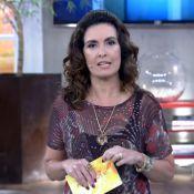 Fátima Bernardes se desculpa com Luana Piovani após atriz reclamar de programa