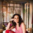 Vanessa Gerbelli está solteira desde o fim de seu casamento com o diretor Régis Faria, em 2012
