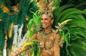 Carnaval: relembre famosos que já desfilaram pelas escolas do Rio e de São Paulo