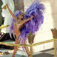 Em 2007, Juliana Paes mostrou o corpão como rainha de bateria da Viradouro. Neste ano, os ritmistas vieram em cima de um tabuleiro de xadrez