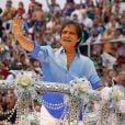 Roberto Carlos foi o grande homenageado da Beija-Flor de Nilópolis, em 2011. O enredo rendeu à escola da Baixada Fluminense o campeonato do Carnaval carioca