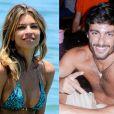 Após fim de casamento com Cauã Reymond, Grazi Massafera se envolveu com Rodrigo Lasmar