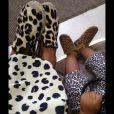 Sempre que possível, Regina publica em sua conta do instagram imagens paparicando o pequeno Roque 'Mãe e Filho'