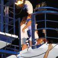 Daniela Mercury se apresenta com seu trio elétrico no circuito Barra-Ondina, em Salvador, e homenageia Dorival Caymmi pelo centenário, em 28 de fevereiro de 2014