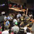 Daniela Mercury empolga o público baiano com seu trio elétrico, em Salvador