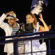 Daniela Mercury homenageia Dorival Caymmi no Carnaval de Salvador