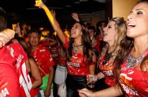 Carnaval: veja tudo o que rolou com os famosos no primeiro dia de desfile no Rio