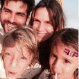 Vanessa Lóes e Thiago Lacerda estão juntos há 12 anos; o casal é pai de Gael, 6, e Cora, 3, e espera mais um filho, uma menina