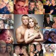 Ana Hickmann completou 16 anos de casada com Alexandre Côrrea no dia 14 de janeiro de 2014
