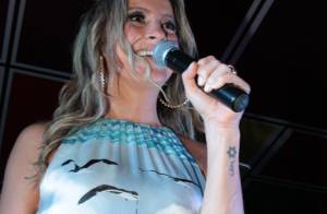 Carnaval: Claudia Leitte agita o último dia de carnaval em pool party