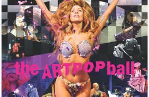 Lady Gaga faz show antes da estreia da nova turnê 'artRave': 'Experiência única'