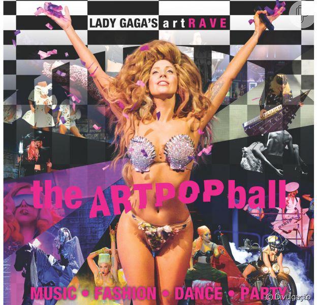 Lady Gaga vai iniciar a turnê de 'artRave: The ARTPOP Ball Tour' na semana que vem