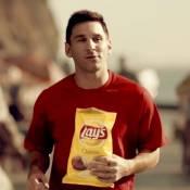 Messi é furtado no Rio de Janeiro em comercial e gera polêmica