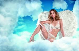 Luiza Valdetaro posa de lingerie e mostra corpo escultural em ensaio de revista