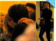 Kirsten Dunst e Garrett Hedlund são flagrados aos beijos em Londres