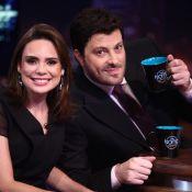 Entrevista com Rachel Sheherazade deixa SBT empatado com a Globo em 1º lugar