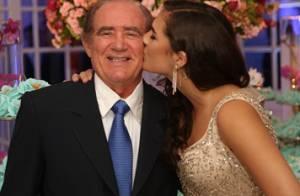 Após 15 anos da filha, Renato Aragão é internado com pressão alta no Rio
