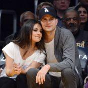 Ashton Kutcher vai ser papai! Mila Kunis está grávida de seu primeiro filho