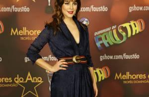 Paolla Oliveira diz que gosta de ter cabelos compridos: 'Questão de beleza'