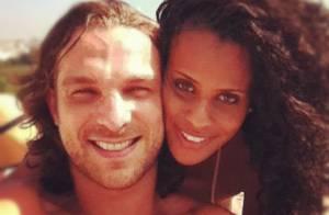 Igor Rickli e a ex-Rouge Aline Wirley serão pais de um menino: 'Antônio vem aí'