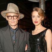 Johnny Depp se casa com Amber Heard em cerimônia secreta, diz site