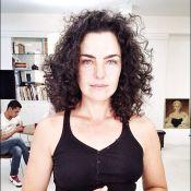 Ana Paula Arósio surge magra em foto e sem aliança. 'Continua casada', diz amigo